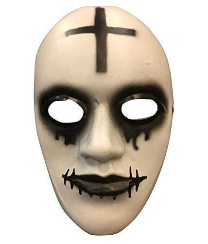 La Purga Anarquía Película Halloween Máscara 'Cruzado'
