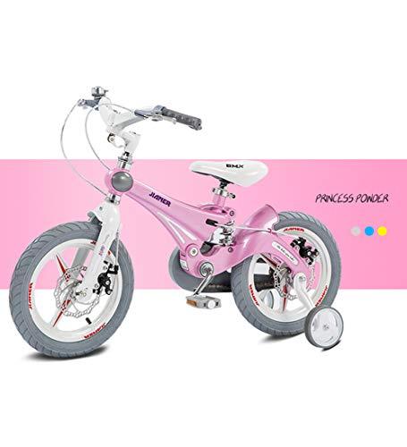 SJSF Y Bici Bicicleta Infantil niño y niña, 12/14/16 Pulgadas | A...