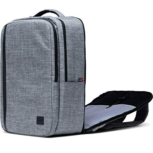 Herschel Travel Backpack, Raven Crosshatch, 30.0L