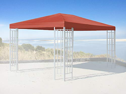 Quick-Star Replacement Roof for Rank Gazebo 3 x 4 m Terra Replacement Cover Gazebo Roof