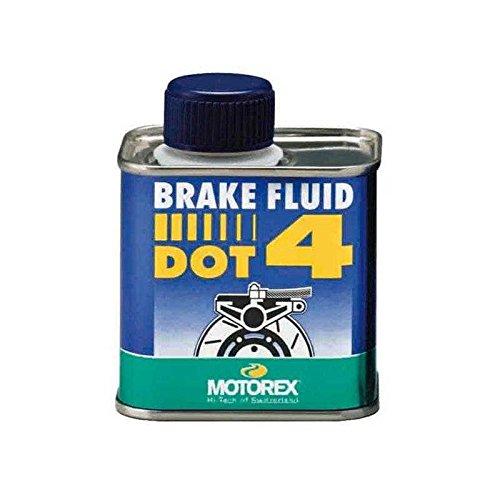 Motorex LIQUIDE DE FREIN BRAKE FLUID DOT4 5L