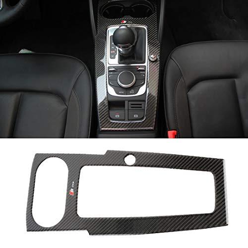 PANGTOU El panel decorativo del engranaje de la fibra de carbono del coche para los productos moldeados interiores del coche de Audi A