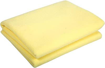 Mee Mee Total Dry and Breathable Mattress Protector Mat (Yellow)