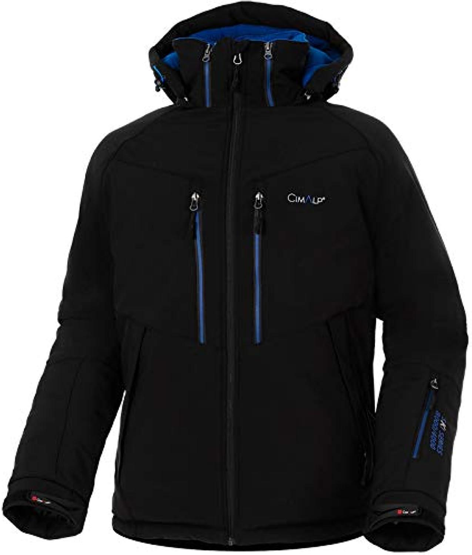 Cimalp Expert Men's Warm Softshell Ski Jacket