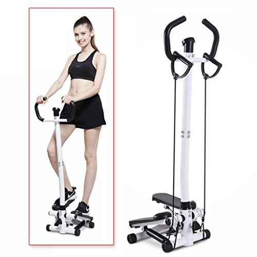 Leuning Stepper huishoudelijke silent gewichtsverlies machine Multifunctionele pedaal machine Fitness Equipment verbrande calorieën kan dragen 100kg