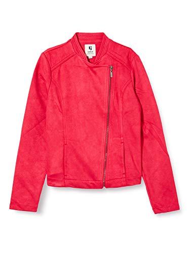 Garcia W02455 Chaqueta de Cuero sintético, Virtual Pink, OneSize3 para Niñas