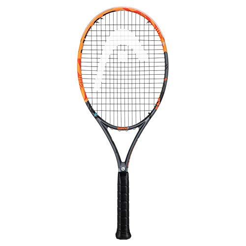 HEAD Graphene XT Radical S Tennis Racquet - Pre-Strung 27 Inch Intermediate Adult Racket - 4 3/8 Grip