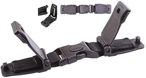 chest clip Child seat harness safety strap | Hebilla para Cinturon de Seguridad | Evita que el Niño Saque los Brazos del Arnés | Protector Arnes Bebe para Silla de Coche | Cierre Seguridad Bebe