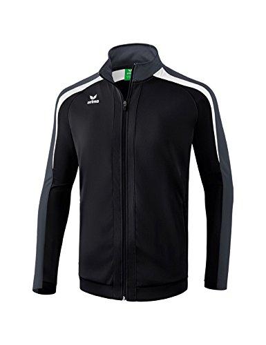 Erima Kinder Liga LINE 2.0 Trainingsjacke, schwarz/Weiß/du, 152