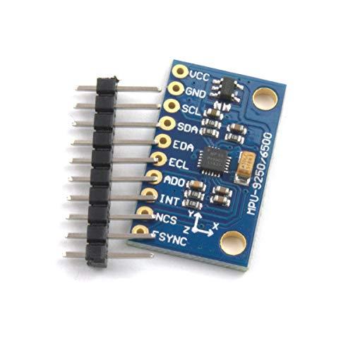 UMTMedia GY-6500 MPU-6500 Sensor 6-Achsen-Gyroskop-Beschleunigungsmodul SPI/IIC für Arduino