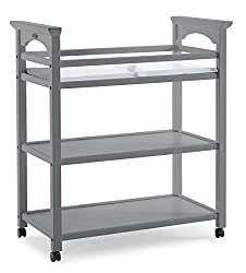 Graco Lauren Changing Table, Pebble Gray
