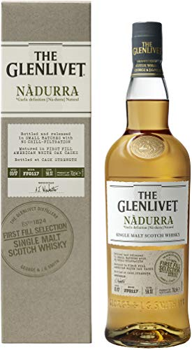 Glenlivet Nadurra First Fill Selection Whisky - Cask Strength Whisky (1 x 0.7 l)
