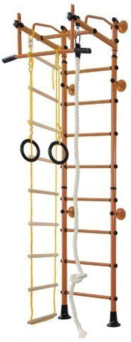Spalliera parete da arrampicata svedese per bambini nirosport fittop m2 equipaggiamento sportivo per bambini M2Ro111