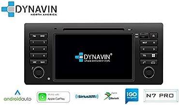Dynavin N7-E39 PRO Radio Navigation System, for BMW 5 Series 1996-2003