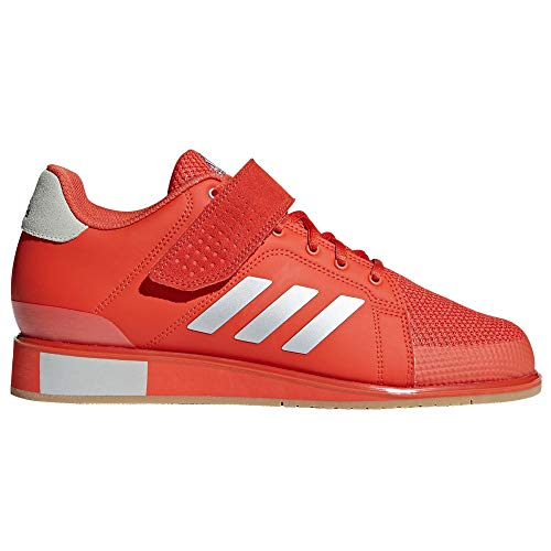 adidas Power Perfect III Raw Amber Men's Weightlifting Trainer Shoes UK Size 5
