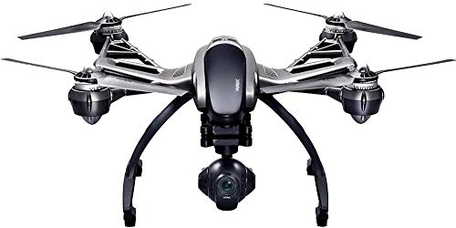 Yuneec Q500 4K Typhoon Quadcopter Drone RTF with CGO3 Camera, ST10+ & Steady Grip
