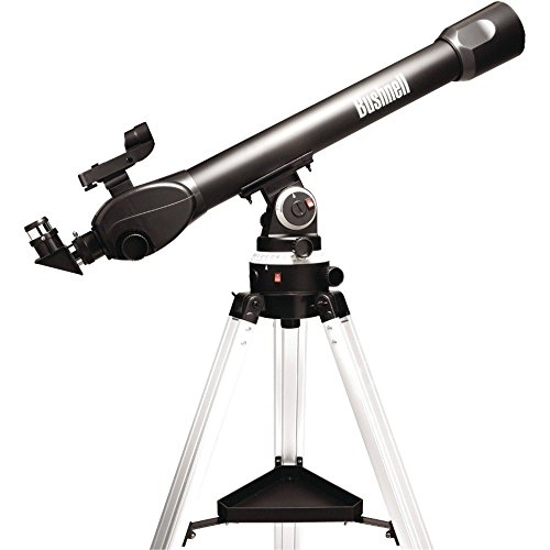 Bushnell Astronomical Voyager with Sky Tour 800mm x 70mm Refractor Telescope