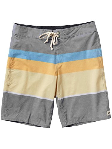 Reef_Apparel Reef Simple 2 Short, Bleu (Blue Blu), X-Large (Taille Fabricant: 36) Homme