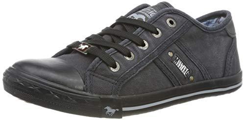 MUSTANG Damen 1099-302-259 Sneaker, Grau (Graphit 259), 39 EU