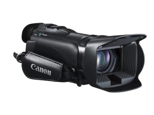 Canon Legria HF G25 HD-Camcorder (2,3 MP, 10-fach opt. Zoom, 8,8cm (3,5 Zoll) Touchscreen, 32GB Flash Speicher, bildstabilisiert) schwarz