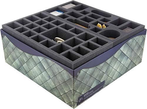 Feldherr-schuimset compatibel met Dungeons en Dragons: Castle Ravenloft bordspel - doos
