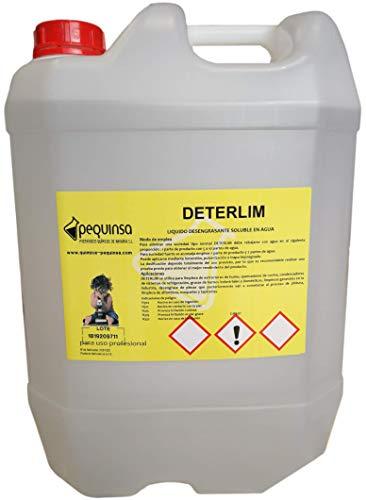 PEQUINSA Desengrasante Listo al Uso Biodegradable. Envase de 25 litros.