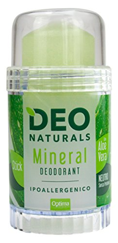 Optima Deodorant stick Aloe Vera 80 g, prijs / 100 gr: 9,93 EUR