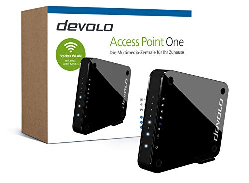 devolo Access Point One Multimedia Allrounder