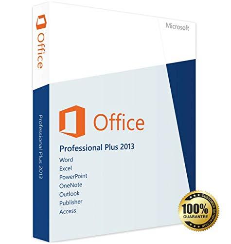 Office 2013 Professional Plus For 2 PC License Key Lifetime / Invoice (Amazon Massage)