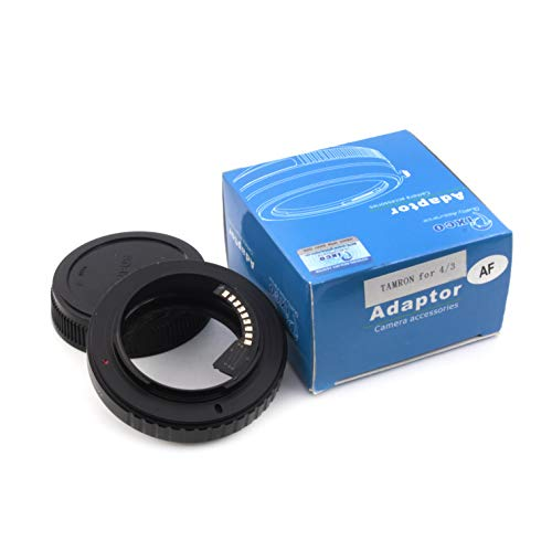 Adaptador AF Pixco para lentes Tamron a Olympus 4/3 Panasonic Olympus E...