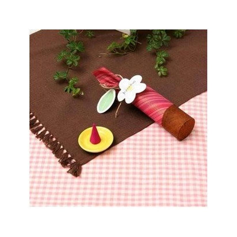 裁定抵抗羨望お香/インセンス 〔桜の香り コーンタイプ10個入り〕 バリ島製 「Jupen Bari ジュプンバリ」[通販用梱包品]