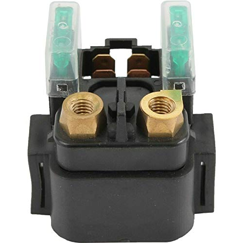 DISCOUNT STARTER & ALTERNATOR Starter Solenoid Relay Replacement For Yamaha Snowmobile RS Viking RS90 Nytro RS90L Vector Mountain ER RSG90L Rage RST90 Venture 2005 2006 2007 2008 2009 2010 Motorcycle