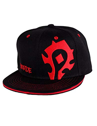 Cotton division Casquette World of Warcraft - Horde Logo