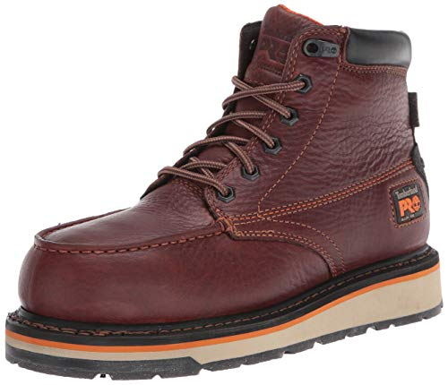 Timberland PRO Men's Gridworks 6 Inch Alloy toe
