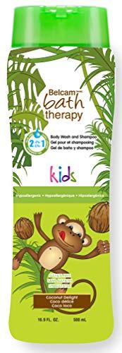 Belcam Bath Therapy Kid's Body Wash & Shampoo