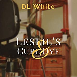 Leslie's Curl & Dye audiobook cover art