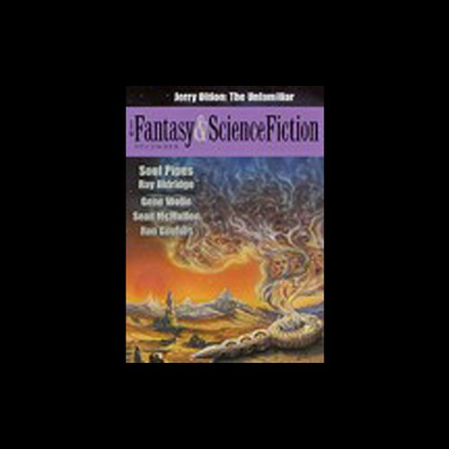Couverture de The Best of Fantasy and Science Fiction Magazine 2002