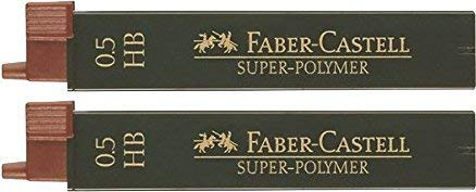 Doppelpack Faber Castell SUPER-POLYMER Feinminen 0.5HB