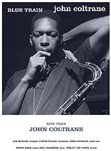 john coltrane blue train album cover
