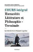 Cours intégral: Humanités Littérature et Philosophie - Terminale