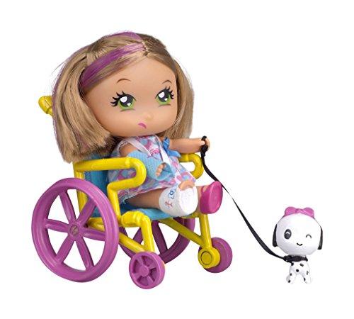 Barriguitas–Rollstuhl (Berühmte 700012699)