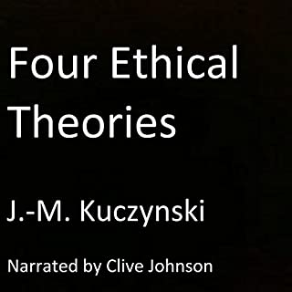 Four Ethical Theories audiobook cover art