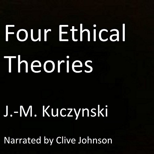 Four Ethical Theories cover art