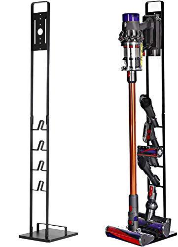 Kyrio - Staffa per aspirapolvere portatile Dyson, supporto per docking station per strumenti da pavimento, per aspirapolvere Dyson V6, V7, V8, V10, V11, DC30, DC31, DC34, DC35, DC58, DC59, DC62, DC74