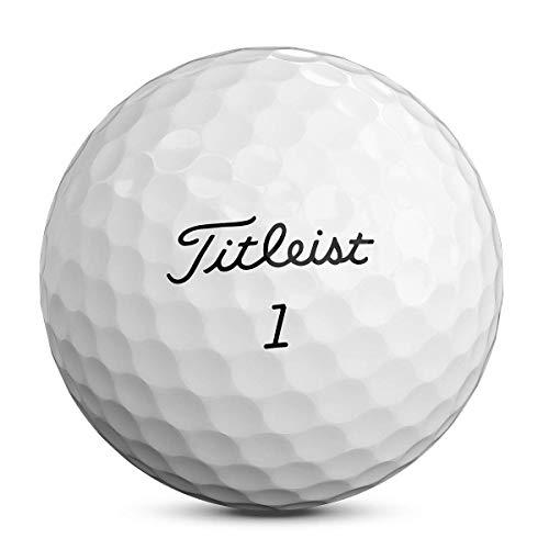 TITLEIST Pro V1 ProV1 New Golf Balls 2019 Model Pack of 3 Sleeve
