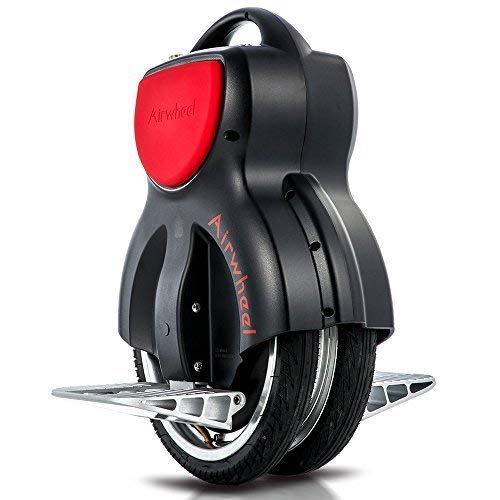 Airwheel Q1 mini Elektrisches Einrad mit Dual Rad (schwarz)