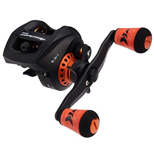 KastKing Speed Demon Pro Baitcasting Fishing Reel,9.3:1 Gear Ratio,Right Handed Reel