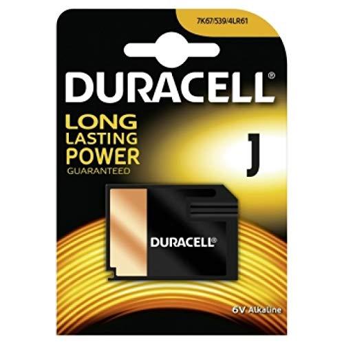 DURACELL Batterie Typ 7K67 1er Blister, Alkaline, 6V