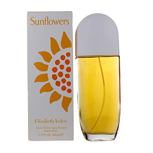 Elizabeth Arden Sunflowers  femme/women, Eau de Parfum Spray, 1er Pack (1 x 100 ml)
