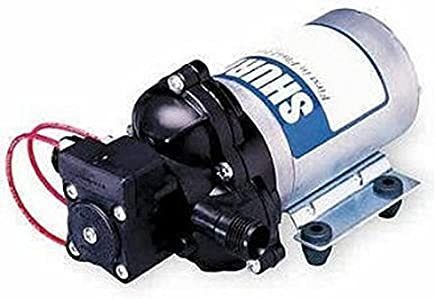 Shurflo 2088-554-144 Fresh Water Pump, 12 Volts, 3.5 Gallons Per Minute, 45 Psi